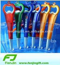 ball pen with beer opener