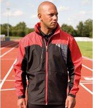 men waterproof soft shell jacket