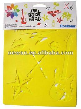 Plastic PP Stencil
