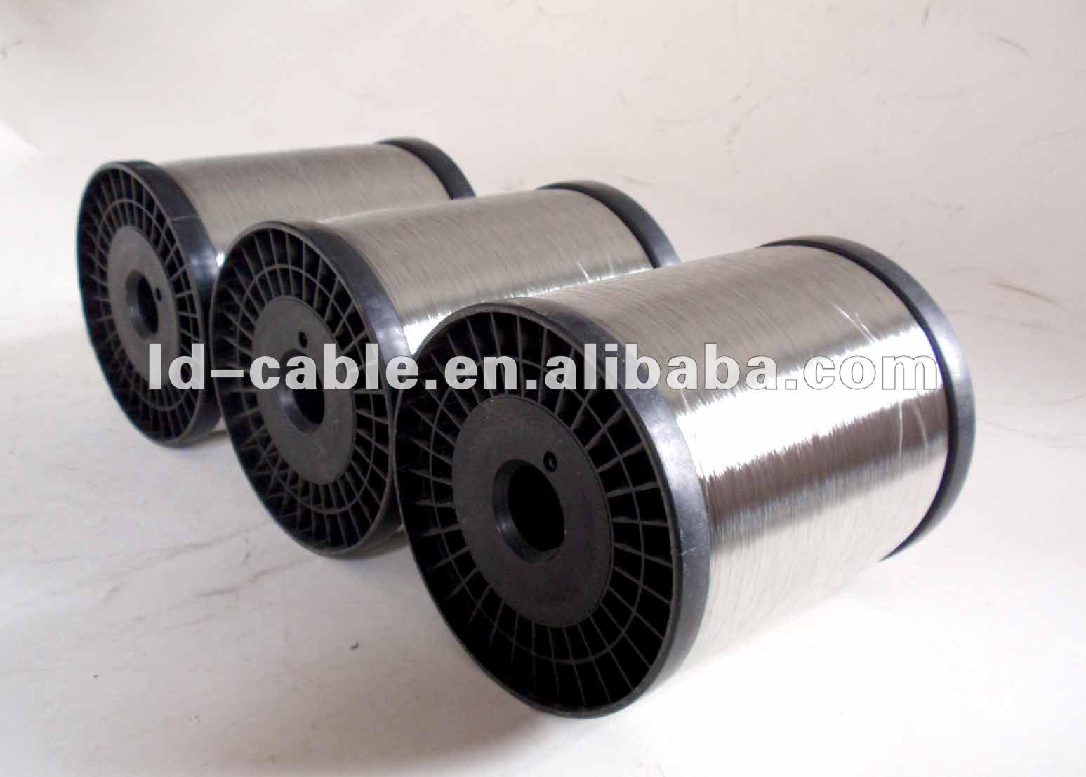 0.50 mm de cobre estañado de alambre de aluminio revestido