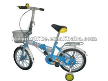 2012 new design children folding bicycle
