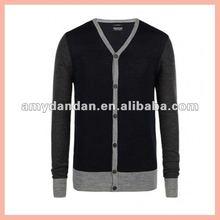 100%cotton sweater mens fashion(OEM)