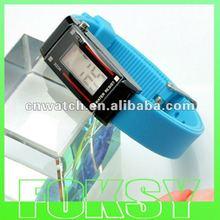 Slim brand high quality digital led watch movement 010030