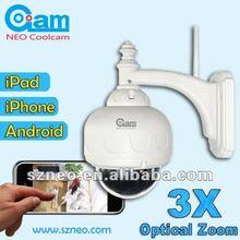 Neo Coolcam ir outdoor waterproof camara de red