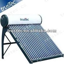 compact non-pressurized solar water heater,sun water heater system,solar thermal water heater