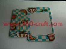 Children / Baby Desk Mat / Placemat & Cork Coaster set