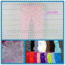 2012 estilo de la moda, bebé niño legging, venta caliente mezcla de tamaños y colores