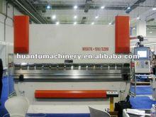 Plate bender hydraulic pipe press bending machine, hydraulic press brake machine manual, press break bending machine
