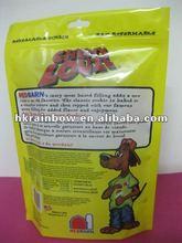 2012 Plastic packing bag for pet food