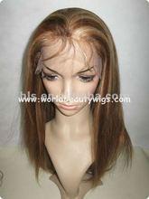 full lace gluess wig, virgin human hair