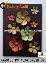 HomeBroad home decorative flower wall art