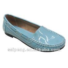 2012 women shoes new design fashion cheap casual wholesale flat women shoes