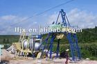 Mobile Asphalt Mixing Plant 20 ton per hour