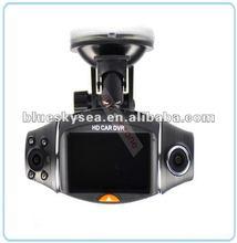 """Dual Lens 2.7"""" Car Camera DVR"""