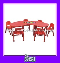 China Produced high quality kid's dinning table Low Price With Good Quality