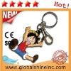 hockey stick key ring