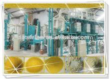 200T/24H maize flour milling plant
