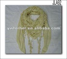 2012 cotton triangle scarf