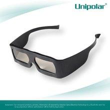 light 3D glasses for 3D word