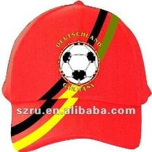 Promotional&Advertising led flashing baseball cap with fiber optic