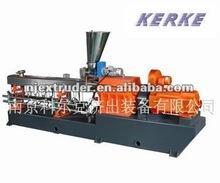 SHJ-65 parallel co-rotating twin screw plastic granulator