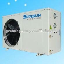 Household split heatpump water heater