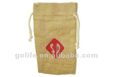 2012 high quality jute bag for packing wheat