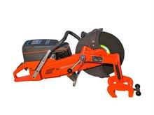 Internal-Combustion engine Rail Cutting Saw machine