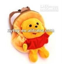 2012 LOVELY plush animal backpacks