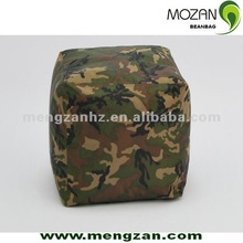 MZ006 Camouflage beanbag cover, removable, waterproof