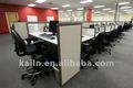 Personalizado oem hecho de estación de trabajo oficina& call center de muebles