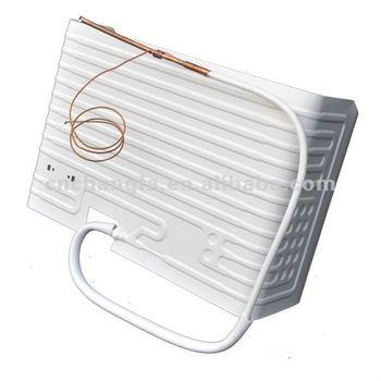 roll bond evaporator/home appliance roll bond evaporator