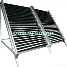 All glass vacuum tube solar poor heater solar concentrator