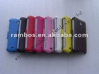 Super Quality High Temperature to Finalize the Design Nature Leather Skin For Samsung Galaxy Note i9220 N7000 Case