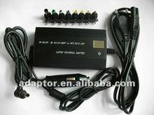 New ac dc 2 in1 adapter plug size desktop computer 110-240v 50-60hz