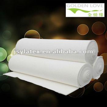 2012 new latex foam mattress roll