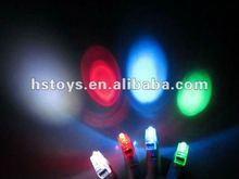 solid color led light finger