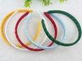 2012 novos produtos headband, solid cor do cabelo banda