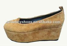 Women boat shoes