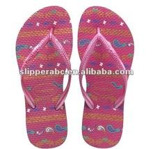 lady rubber Brazil flip-flops