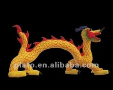 New chinese dragon arch design for festivals