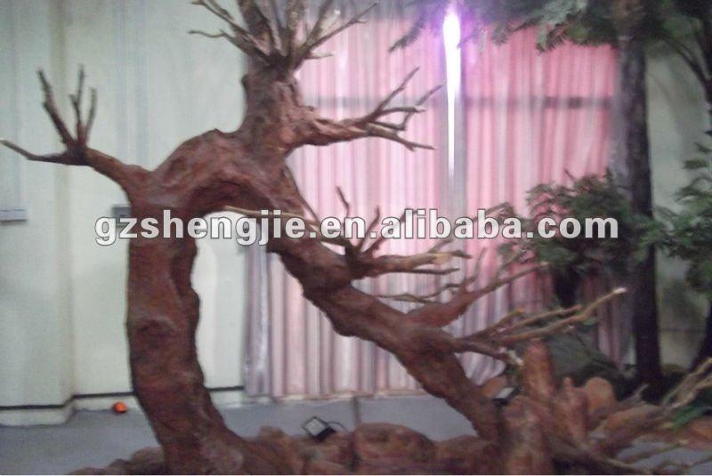 Artificail rbol seco para decorar el flores y guirnaldas decorativas identificaci n del - Como decorar un arbol seco ...