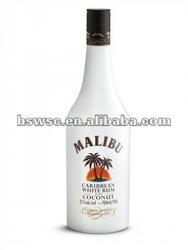 Malibu Caribbean White Rum with Coconut 1000ml