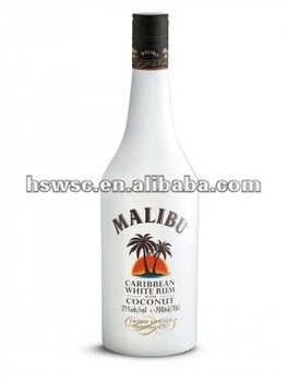 Malibu Caribbean White Rum with Coconut 1000ml