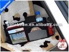 600D black polyester car seat travel bag