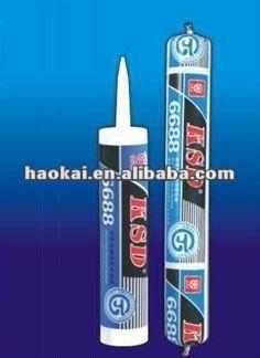 UV resistance Acetic Silicon Sealant 668