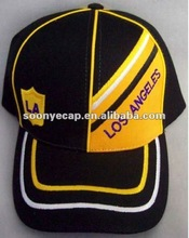 """""""Los Angeles"""" Embroidered Baseball Cap"""