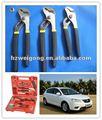 polimento de aço carbono 3 pcs alicate da mão de ferramentas de corte