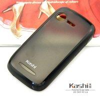 Diamond gel skin cover case for lenovo a500
