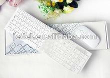 cool 2.4g mini slim wireless keyboard